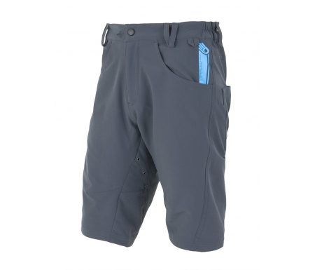 Sensor Charger Shorts – Cykelshorts m. pude – Grå
