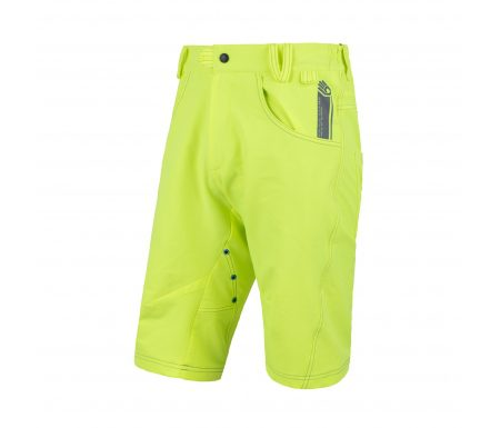 Sensor Charger Shorts – Cykelshorts m. pude – Gul