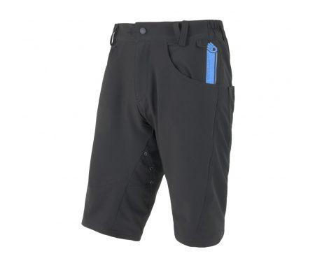 Sensor Charger Shorts – Cykelshorts m. pude – Sort