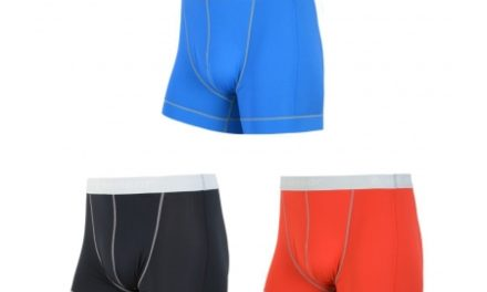 Sensor Coolmax Fresh – Boxer shorts – 3 pak – Sort