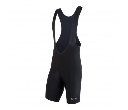 Sensor Cyklo Entry – Bib shorts med pude – Sort