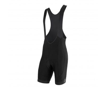 Sensor Cyklo Race – Bib shorts med pude – Sort