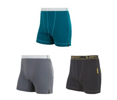 Sensor Double Face – 3 pak boxer shorts