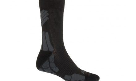 Sensor Hiking Merino – Uldstrømper – Sort/grå