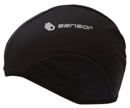 Sensor hjelmhue – Vindtæt – Sort
