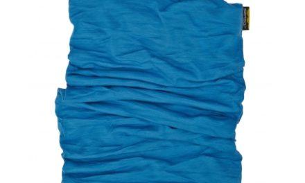 Sensor Merino Active halsedisse – Merino uld – Multi funktionel – Blå – Onesize