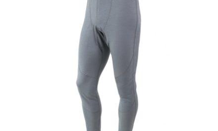 Sensor Merino Active – Merinoulds underbukser med lange ben – Grå