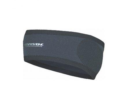 Sensor Pandebånd – Vindtæt front – Sort