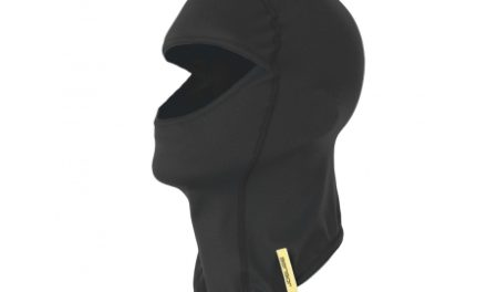 Sensor thermo balaclava – Junior – Sort