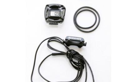 Sensorsæt med styrbeslag til Sigma computer