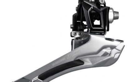 Shimano 105 Forskifter sort – FD-R7000BLL – til 2 x 11 gear –  til 34,9mm sadelrør