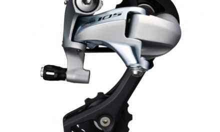 Shimano 105 RD-5800-GS bagskifter medium – Sølv til 2 x 11 gear