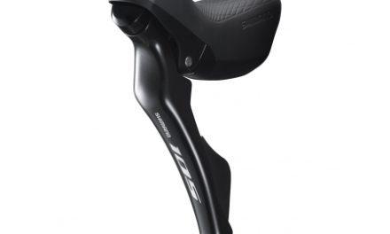 Shimano 105 STI greb alm. venstre sort – Dobbelt – ST-R7020-LIL – Hydraulisk bremse