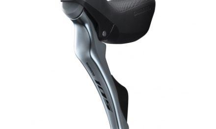 Shimano 105 STI greb venstre sølv – Dobbelt – ST-R7000-LIS – Mekanisk bremse