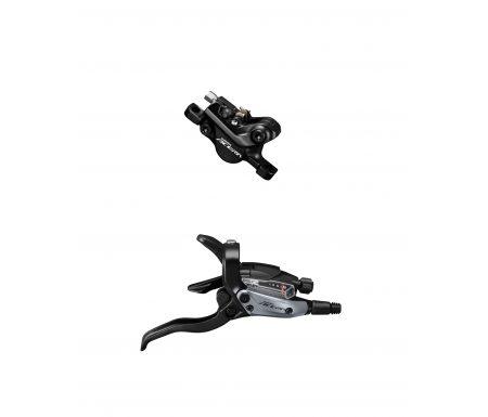 Shimano Acera M3050 – Hydraulisk bremsesæt – Komplet til front