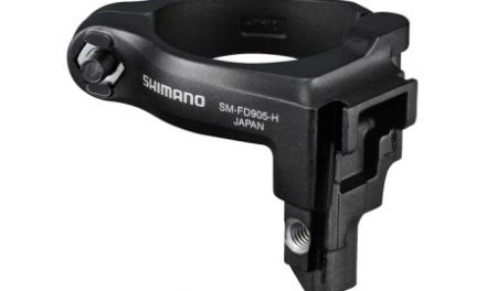 Shimano Adapter High Clamp L til Forsk SM-FD905-H Til FD-M9050/M9070 XTR
