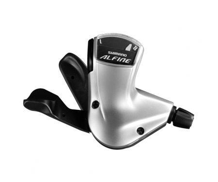 Shimano Alfine – Skiftegreb Sølv til 8 gear indvendige gear
