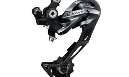 Shimano Alivio – Bagskifter RD-M4000-SGS – 3 x 9 gear Sort