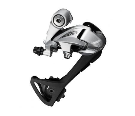 Shimano Alivio – Bagskifter RD-T4000 Trekking 3 x 9 gear Sølv