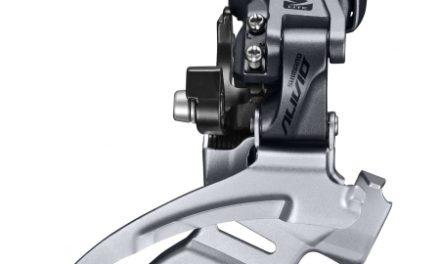 Shimano Alivio – Forskifter FD-M4000 – 3×9 gear MTB – Top clamp med bånd 28,6-34,9mm