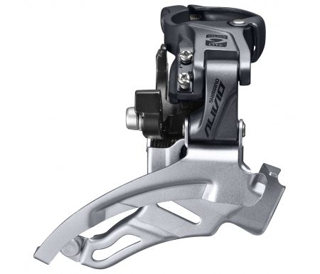 Shimano Alivio – Forskifter FD-M4000 – 3×9 gear MTB – Top clamp med bånd – 28,6-34,9mm