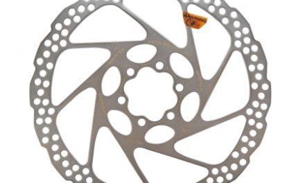 Shimano Alivio – Rotor for skivebremse 160mm til 6 bolt montering