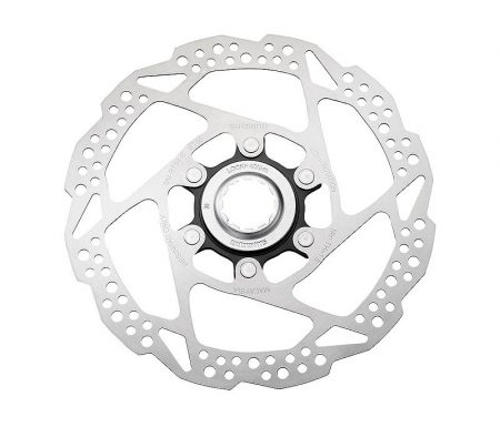 Shimano Alivio – Rotor for skivebremse 160mm til center lock