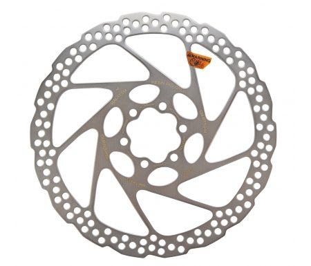 Shimano Alivio – Rotor for skivebremse 180mm til 6 bolt montering
