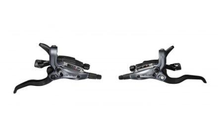 Shimano Alivio – Skifte- og bremsegrebsæt – 3×9 gear med klampe – Til Hydraulisk skivebrem