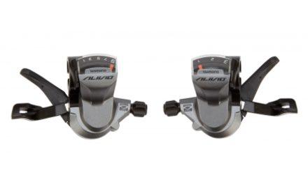 Shimano Alivio – Skiftegrebsæt SLM-4000 – 3 x 9 gear med klampe