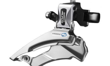 Shimano Altus – Forskifter Down Swing – 3 x 7/8 gear til sadelrørs montering – 63-66