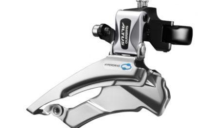 Shimano Altus – Forskifter Down Swing – 3 x 7/8 gear til sadelrørs montering – 66-69