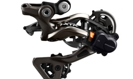 Shimano Bagskifter XTR Shadow RD+ – 11 gear Sort