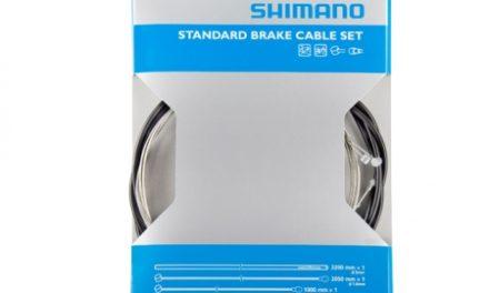 Shimano bremsekabel sæt – Passer til Road, MTB og City Bike