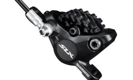 Shimano Bremsekaliber – BR-M7000 SLX – Hydraulisk til for og bag – Sort