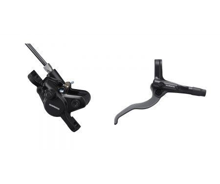 Shimano Bremsesæt – MT400 Sort – Hydraulisk komplet til bag