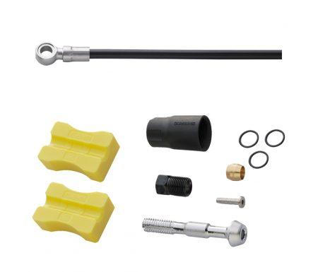 Shimano Bremseslange model SM-BH90-SBM 1000mm Sort M9000/M9020/M8000