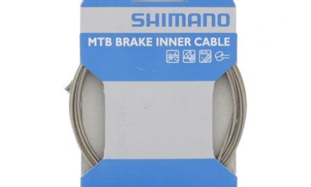Shimano Bremsewire – MTB rustfri – 1,6x2050mm lang