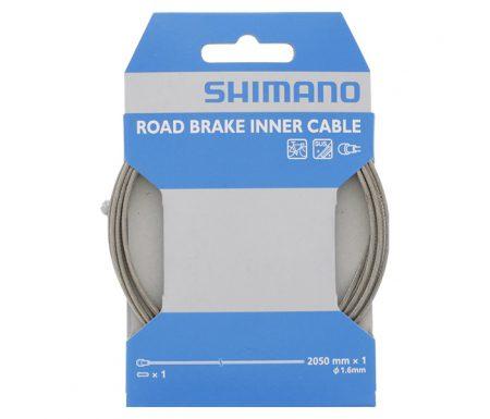 Shimano Bremsewire – Road Rustfri – 1,6x2050mm lang