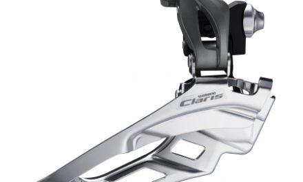 Shimano Claris – Forskifter FD-R2000 til 2 x 8 gear – til direkte montering