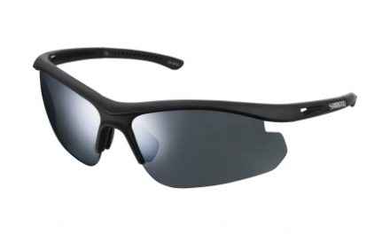 Shimano Cykelbriller – Solstice SLTC1 – med 2 linse farver – Matsort