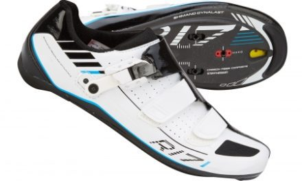 Shimano Cykelsko Performance let vægt SH-R171 – Hvid/Sort