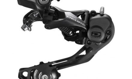 Shimano Deore – Bagskifter RD-M6000-SGS -10 gear – Shadow+ Max 36 tands kassette