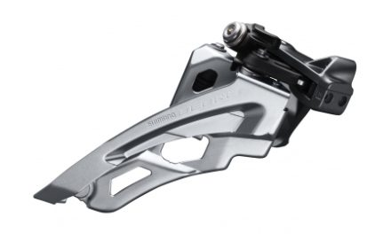 Shimano Deore – Forskifter FD-M6000-L – 3×10 40/42 tands Low clamp med bånd – 28,6-34,9mm