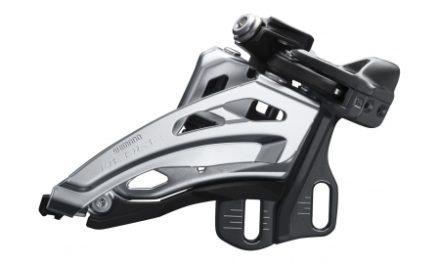 Shimano Deore – Forskifter FD-M6020 – 2×10 34/38 tands til direkte montering E-Type