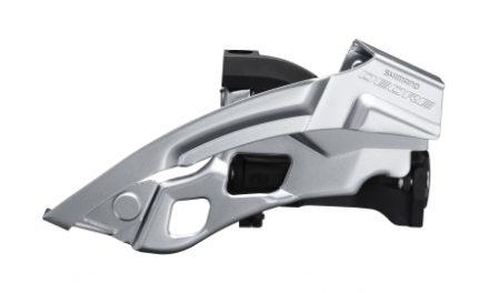 Shimano Deore – Forskifter FD-T6000-L-3 – Triple til sadelrørs montering