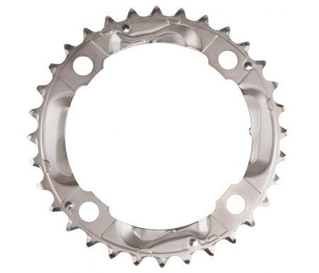 Shimano Deore klinge – 32 tands sølv – Type FC-M532 – 9 gear