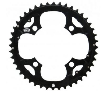 Shimano Deore klinge – 44 tands sort – Type FC-M530 – 9 gear