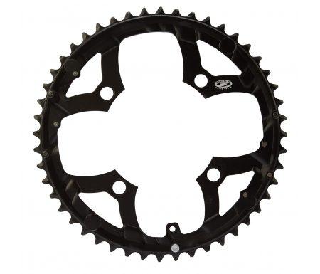 Shimano Deore klinge – 48 tands sort – Type FC-M530 – 9 gear