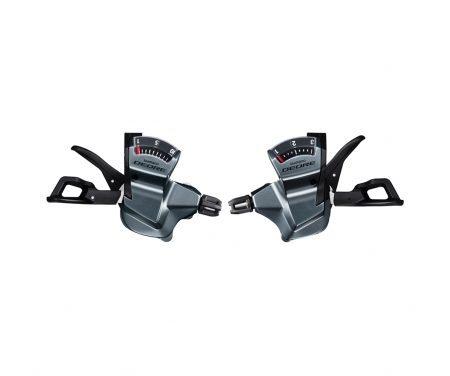 Shimano Deore – Skiftegrebsæt Trekking 2/3 x 10 gear – Med klampe